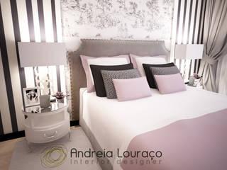 Andreia Louraço - Designer de Interiores (Email: andreialouraco@gmail.com) Cuartos de estilo colonial Rosa
