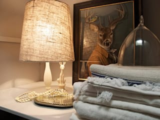 Klassische Schlafzimmer von casa&stile interior design e ristrutturazioni Klassisch
