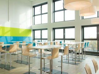 Lunchbox – Kantine der Messe Berlin Moderne Gastronomie von lucere Modern