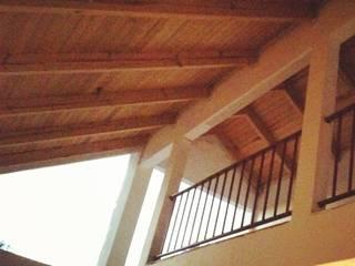 URBVEL Constructora e Inmobiliaria Rumah Gaya Rustic