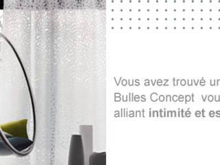 Bulles Concept: Bureau de style de style Moderne par Bulles Concept - Visualisation & Personnalisation de votre intérieur