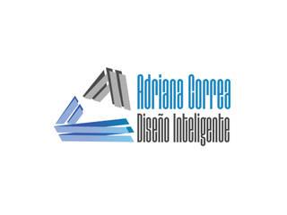 Adriana Correa Diseño Inteligente: Habitaciones de estilo  por Adriana Correa Diseño Inteligente, Moderno