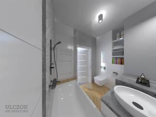 Projekt małej łazienki: styl , w kategorii Łazienka zaprojektowany przez Ulczok Architektura