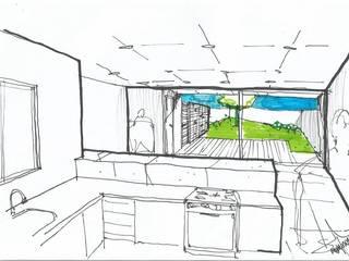 Studio + Arquitetura e Urbanismo Будинки Бетон Білий