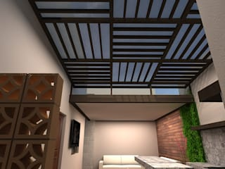 Eclectic style houses by Arstudio Eclectic