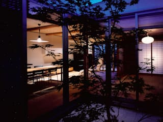 Jardines de estilo moderno de 株式会社seki.design Moderno