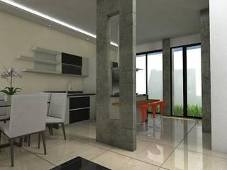 Villa Chinita de Arquitectura Marcel Rivero Moderno