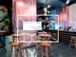 ARCHITECTURAL + INTERIOR DESIGN Eclectic style bars & clubs by 3 FINGERS DESIGN STUDIO Eclectic