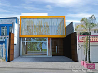 de Perspectiva Arquitectos México Moderno