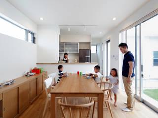 一級建築士事務所アトリエm Modern style kitchen