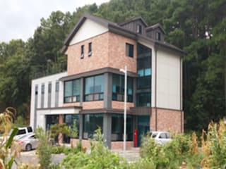 계산동 근린생활 주택 건축: (주)태림종합건설의