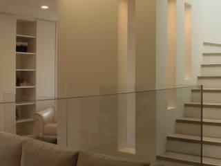 Modern living room by T+T ARCHITETTURA Modern