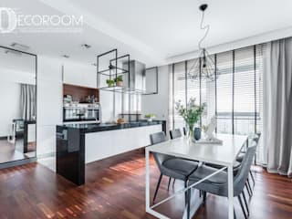 Industrial style kitchen by Decoroom Industrial