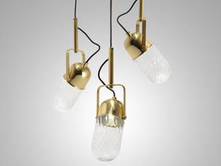 THE MIC lamps. por PURA MESTRIA Eclético
