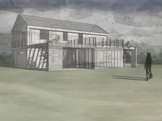 Modern Houses by Francesco Danieli Architetto Modern