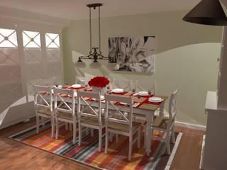 Projekt44 Ruang Keluarga Klasik