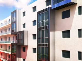 Fazzini Case moderne di Denis Confalonieri - Interiors & Architecture Moderno