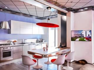 Nova Sala da pranzo moderna di Denis Confalonieri - Interiors & Architecture Moderno