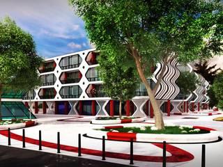 Paderno Dugnano Case moderne di Denis Confalonieri - Interiors & Architecture Moderno