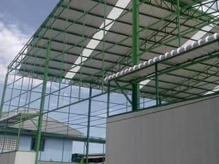 ก่อสร้างโรงงานผลิตพลาสติก: ทันสมัย  โดย KDC TEAM : โทร.096-0289288 ; By คุณหนุ่ม, โมเดิร์น