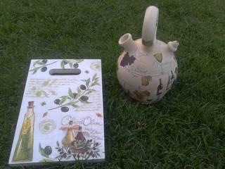 Llega la primavera y... vuelven los botijos by Decupach Decupach HogarAccesorios y decoración Cerámica Multicolor