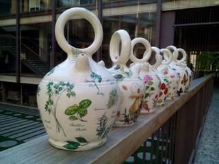 Llega la primavera y... vuelven los botijos by Decupach Decupach HogarAccesorios y decoración
