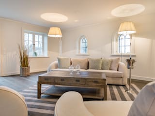 Home Staging Sylt GmbH Livings de estilo moderno