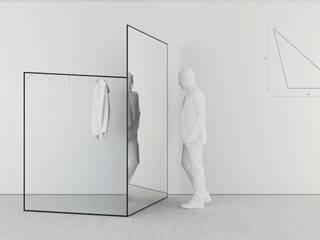 t design Dressing roomStorage Metal Black