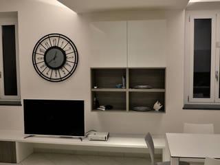 Cappelletti Architetti Living room Ceramic
