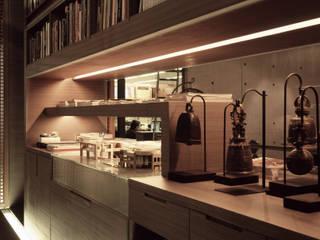 辦公室 根據 鼎爵室內裝修設計工程有限公司 簡約風