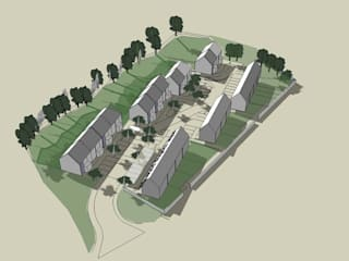 Passivhaus Feasibility Study by Phi Architects