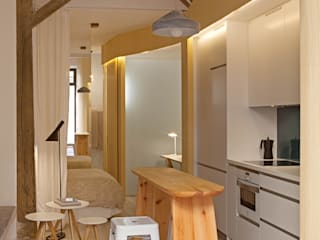 Kitchen by Sucursal urbana universo Sostenible