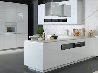 Powerful, efficient and versatile: the new extraction hoods from Küppersbusch od Küppersbusch Hausgeräte GmbH Nowoczesny