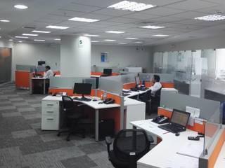 Pool de Trabajo Soluciones Técnicas y de Arquitectura Offices & stores
