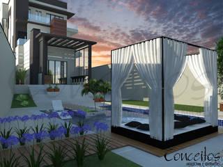 Residência CONCEITOS Casas modernas