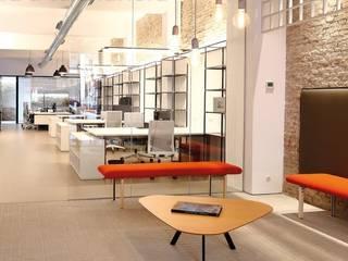 Study/office by estudio de interiorismo pilar Gimeno, Industrial