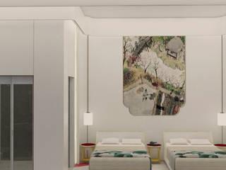 Glocal Architecture Office (G.A.O) 吳宗憲建築師事務所/安藤國際室內裝修工程有限公司의  호텔