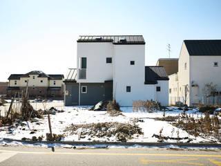 선온재: 소하  건축사사무소    SoHAA의  주택
