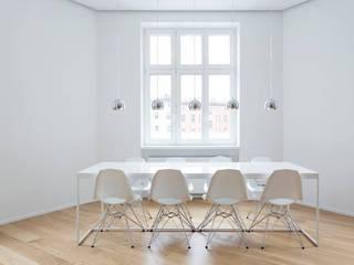 Stół do jadalni TABE od Nuxx Minimalistyczny