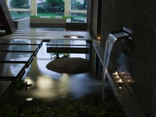 住宅(漫步雲間) 鼎爵室內裝修設計工程有限公司 走廊 & 玄關 石板 Grey