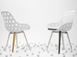 Slice chair par Studio Sander Mulder Moderne