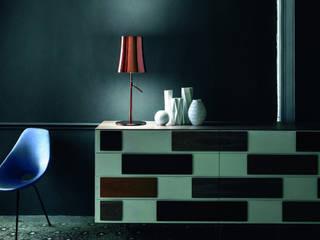 Foscarini Birdie Metal Table Lamp: modern  by Campbell Watson, Modern