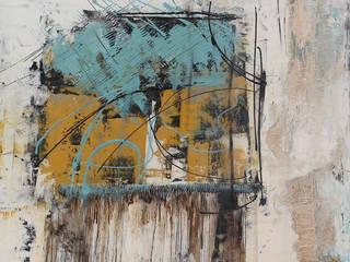 Angie decoration ArtworkPictures & paintings Serat Alami Multicolored