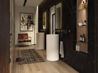 Villa Sul Espanha: Closets  por Tendenza -  Interiors & Architecture Studio