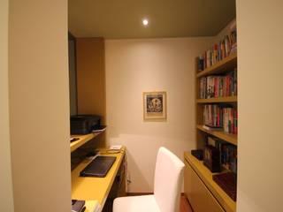 Modern living room by Falegnameria Ferrari Modern