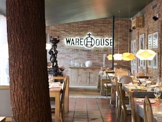 The Warehouse Madrid:   por ARQ TAILOR`S