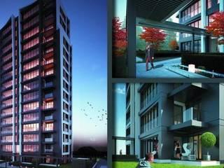 Ihlamur Terrace Modern Pencere & Kapılar Fenster Yapı Ltd Modern
