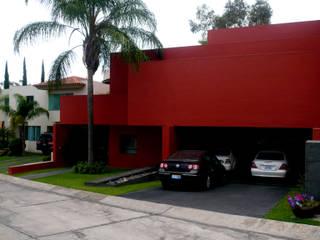 Modern houses by Taller A3 SC Modern