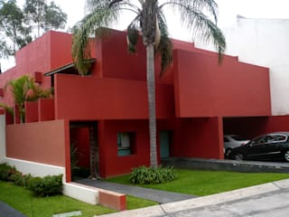 Taller A3 SC Modern houses Brown