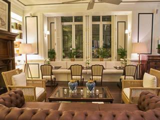 The Rhum Club Madrid: Bares e clubes  por ARQ TAILOR`S,Colonial
